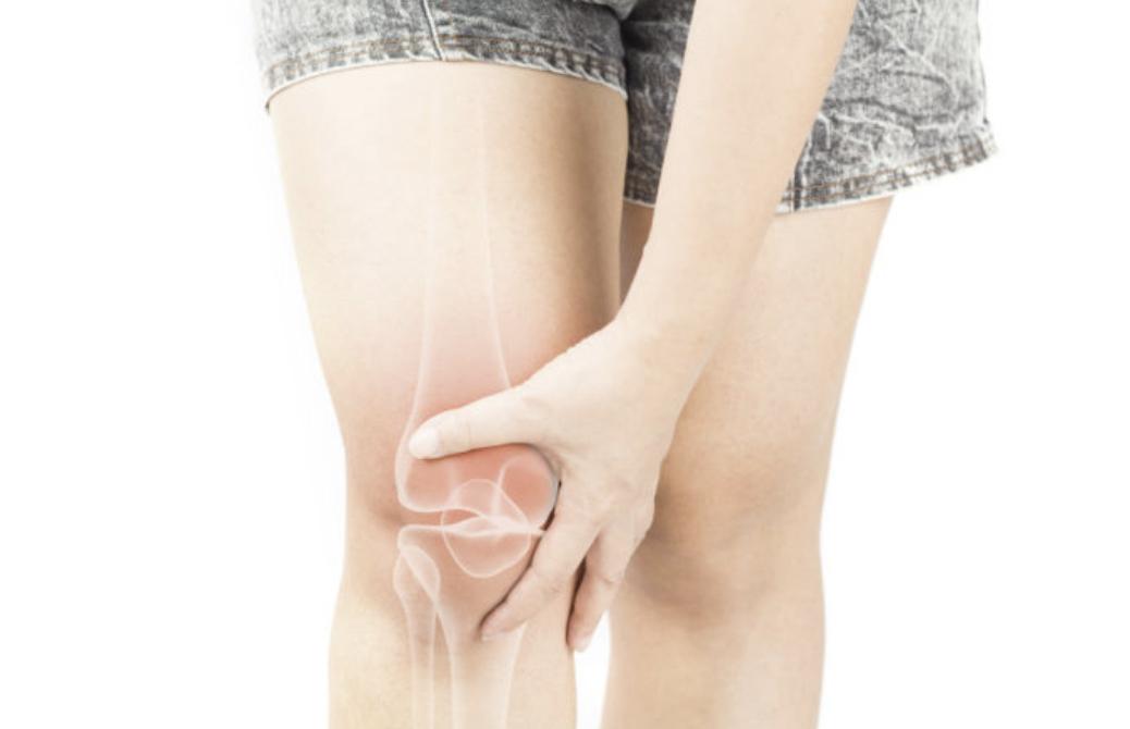慢性痛専門ひろの整体院 膝の痛みイメージ