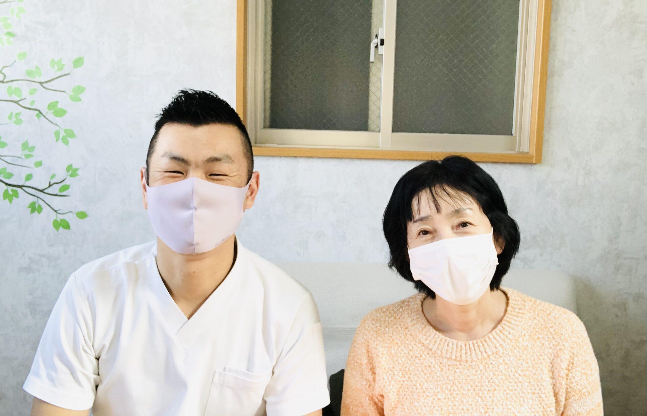 坐骨神経痛の患者様の声 慢性痛専門ひろの整体院